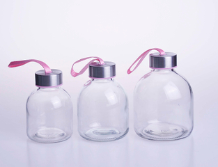 Wholesale Juice Packing Glass Bottle